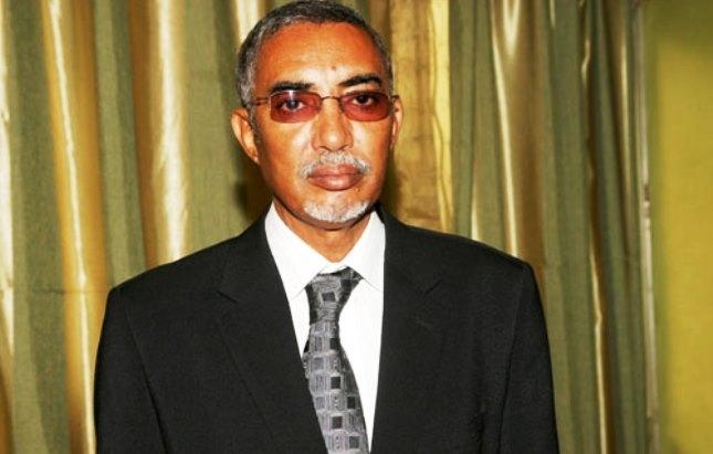 تعيين يحيى ولد حدمين وزيرا أول جديدا لموريتانيا