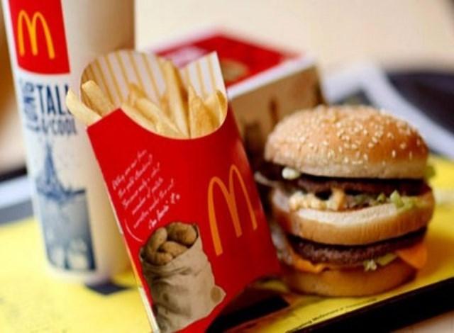 روسيا تخضع سلسلة مطاعم « ماكدونالدز» للتفتيش