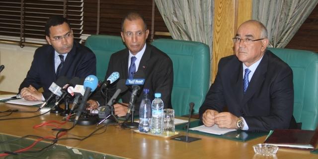 الحكومة المغربية تدعو  المسؤولين الجزائريين إلى الانخراط في  نهج بناء يهدف إلى محاربة المخدرات والجرائم العابرة للحدود
