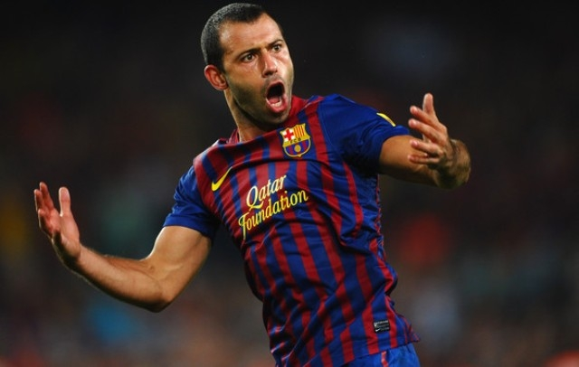 الأرجنتيني ماسكيرانو يجدد عقده مع برشلونة