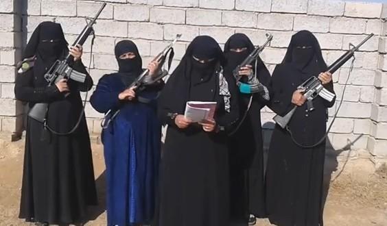 داعش تفتح مكتبا للزواج وتنظم رحلات شهر عسل