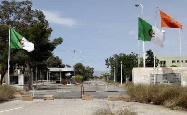 فتح  حدود الجزائر والمغرب لدقائق  لتسليم جثة بحار مغربي