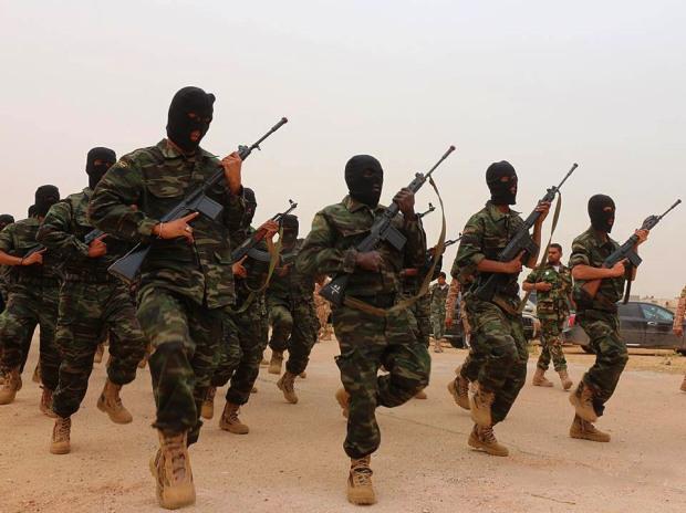 ليبيا: قوات الصاعقة تضع نفسها تحت إمرة رئيس الأركان الجديد