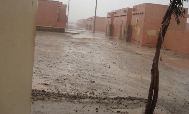 التحذير من عواصف رعدية محلية في بعض مناطق المملكة المغربية