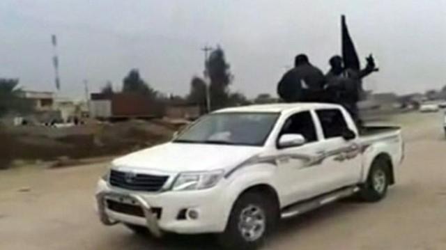 داعش يستخدم