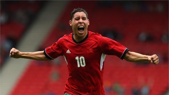 المغربي برادة يوقع رسميا لأولمبيك مارسيليا