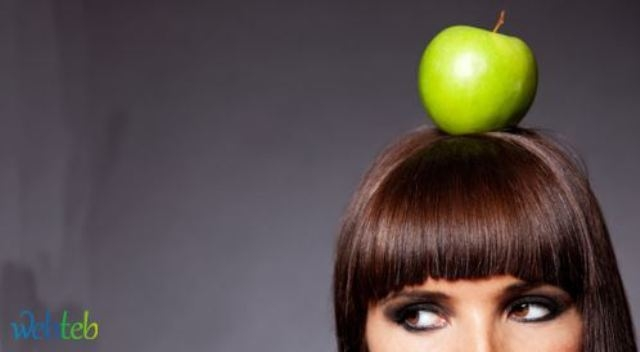 تقوية الشعر عبر التغذية لصحته ونضارته