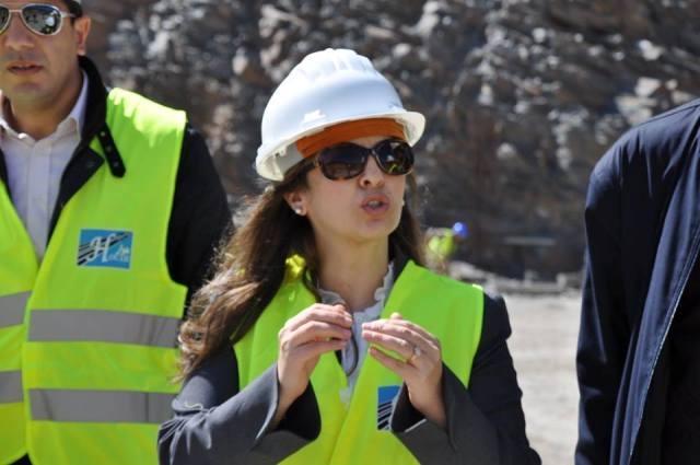 وزيرة مغربية : وضعية المياه كافية لتلبية الاحتياجات  لدى لمواطنين