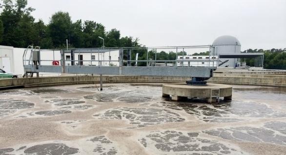 انتاج الطاقة من مياه الصرف الصحي بألمانيا