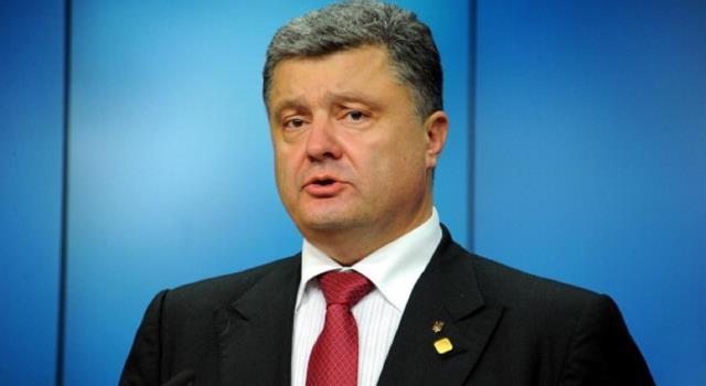رئيس أوكرانيا يتهم روسيا بغزو بلاده عسكريا