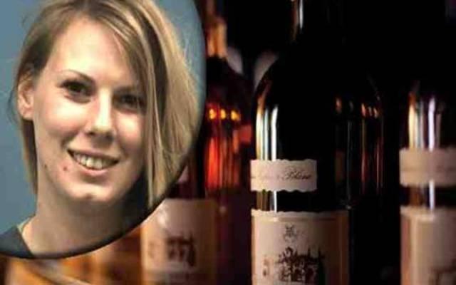 أميركية تسرق زجاجة نبيذ لرؤية حبيبها المسجون