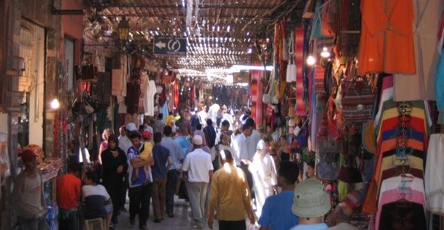 مراكش تحافظ على مكانتها السياحية بتجاوز عدد الوافدين على مؤسساتها عتبة المليون
