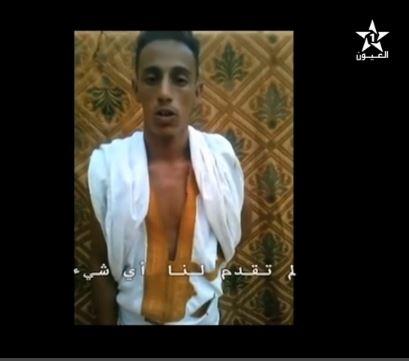 شباب التغيير بمخيمات تيندوف يفضح التجنيد الإجباري للصحراويين