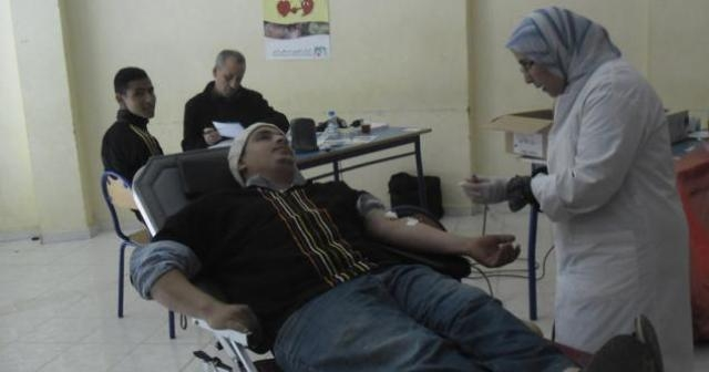 المركز المغربي للتحاقن يوجه نداء عاجلا للتبرع بالدم