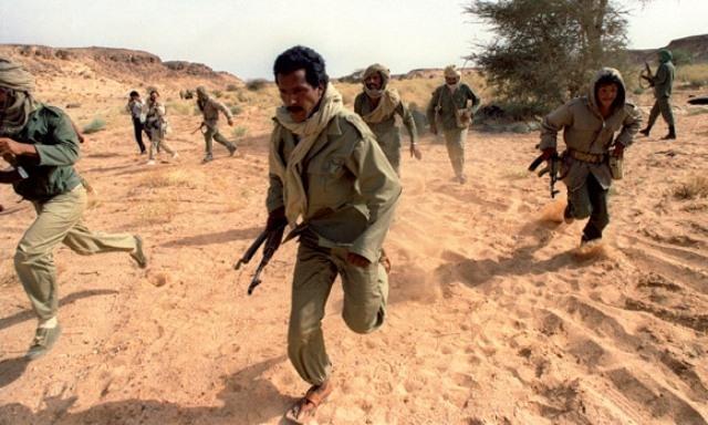 فرار  العديد من زعماء الجماعات الإسلامية المسلحة  من  شمال مالي إلى مخيمات تيندوف