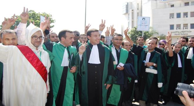 نتائج المجلس الأعلى للقضاء الأخيرة تستنفر نادي قضاة المغرب