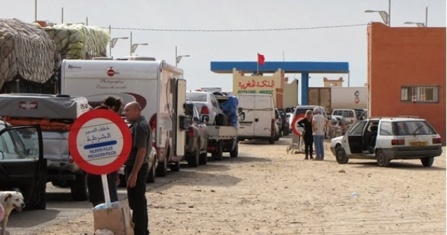 الجيش المغربي ينقل استنفاره إلى الحدود مع موريتانيا..وتعليمات بالحزم مع أي هدف متحرك