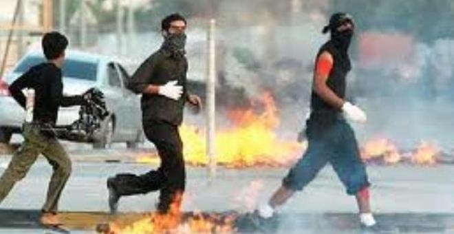 العنف السياسي في العالم العربي...دواعية وتداعياته