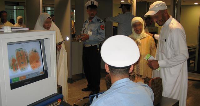 المعتمرة المغربية المتوفاة بمطار محمد الخامس غير مصابة بداء