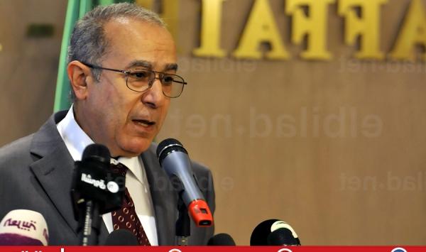 لعمامرة بواشنطن  يتطرق الى دور الجزائر في دعم الأمن بالمنطقة