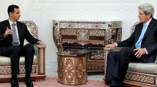 الأسد اقترح على واشنطن تنسيقا مشتركا لمحاربة