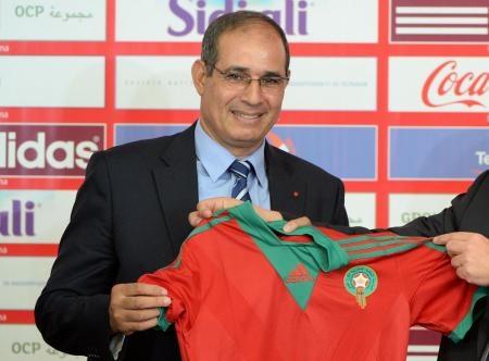الزاكي : مباراة ليبيا الودية فرصة لتنافس اللاعبين