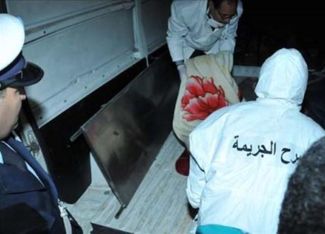 إلقاء القبض على شاب متهم بقتل إمراة وتقطيع جثتها قرب الدار البيضاء