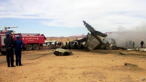 الجزائر.. الاستماع إلى اخر مسؤول في قضية الطائرة المتفجرة في مالي