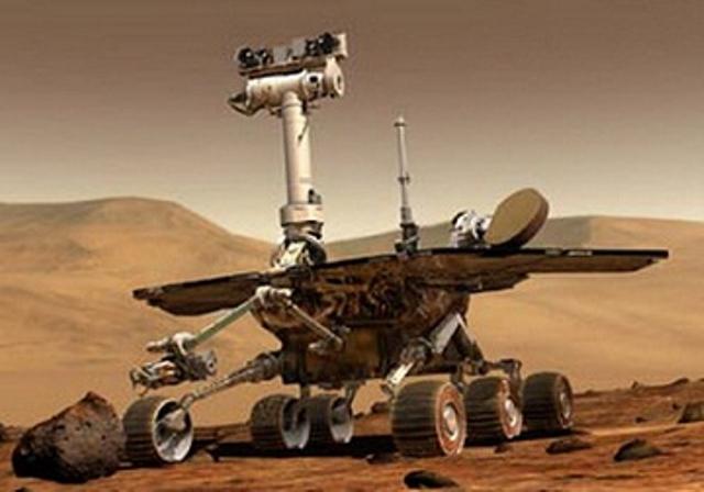 مركبة فضاء هندية تدخل مجال كوكب المريخ