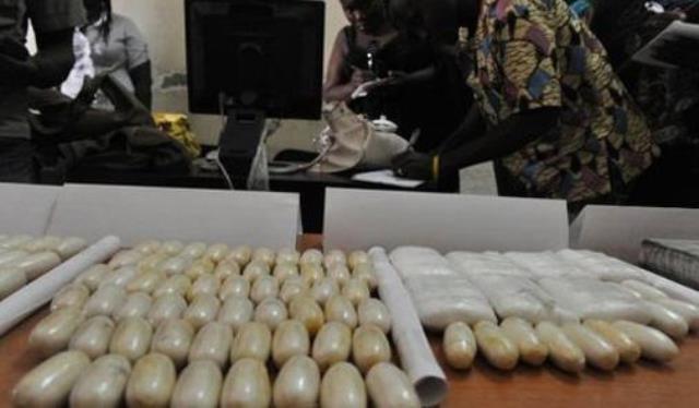 احباط عملية تهريب كمية كبيرة من الكوكايين في نواكشوط