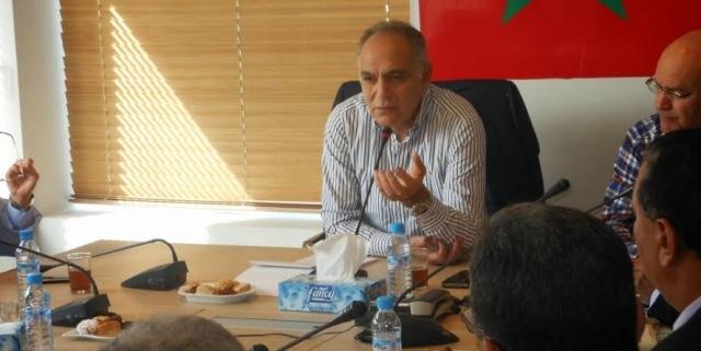 مزوار: العاهل المغربى يكن تقديرا كبيرا للرئيس عبد الفتاح السيسي ودوره في استقرار مصر والمنطقة