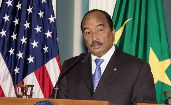 الرئيس الموريتاني ولد عبدالعزيز يسافر إلى نيويورك