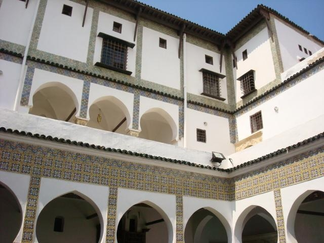 المعمار الجزائري