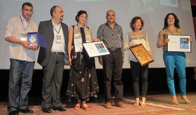 (حنظلة) يظفر بجائزة الجزيرة الوثائقية في مهرجان أصيلة