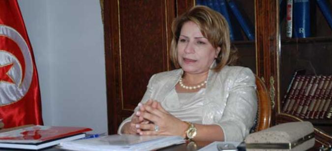 أمنة منصور القروي تعلن رسميا ترشحها للانتخابات الرئاسية