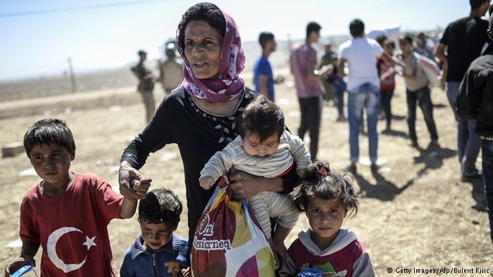 70 ألف سوري يهربون لتركيا خلال 24 ساعة