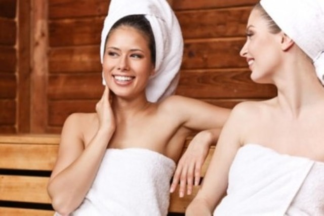 فوائد حمام الساونا وعلاقته بحرق الدهون