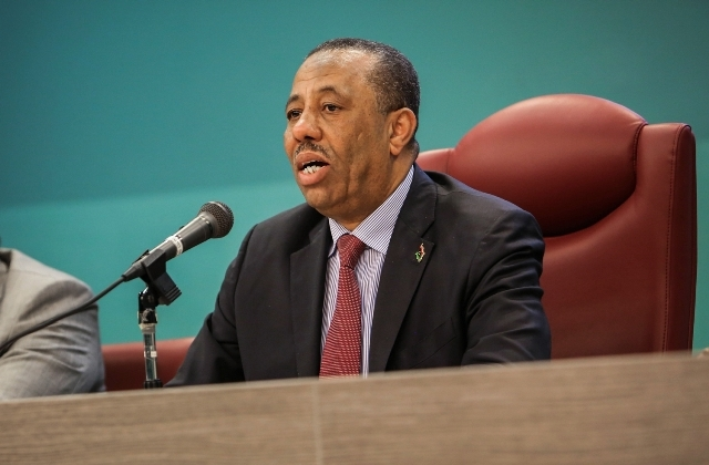 مجلس النواب الليبي يكلف عبد الله الثني بتشكيل حكومة جديدة