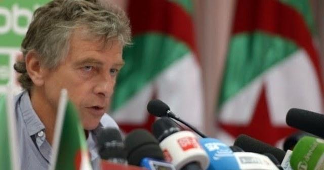 تغييرات في تشكيلة المنتخب الجزائري أمام مالي