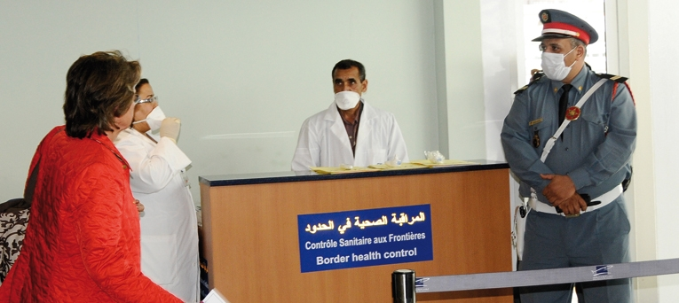 المغرب يؤكد رسميا عدم رصد أية حالة إصابة بفيروس