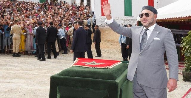 العاهل المغربي يعطي انطلاقة برنامج تأهيل الأحياء والطرق المهيكلة لمدن تطوان والمضيق والفنيدق ومرتيل