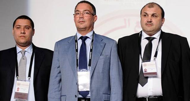 لقجع يبعد بودريقة عن رئاسة لجنة مونديال الأندية