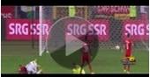 انجلترا 2-0 سويسرا