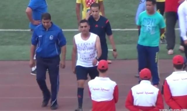 الحكم بيطام يفجر فضيحة تهز الكرة الجزائرية