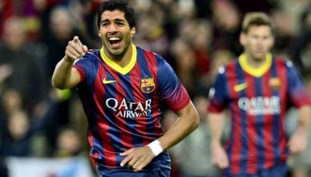 سواريز يعود لبرشلونة في لقاء الكلاسيكو