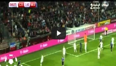 تشيك-هولندا :2-1