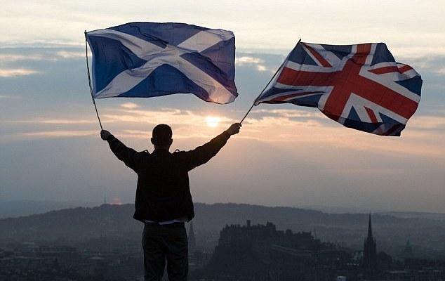 ترقب كبير  قبل الحسم في استقلال اسكتلندا