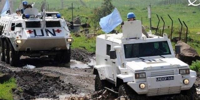 النصرة تضع  شروط لاطلاق جنود الأمم المتحدة