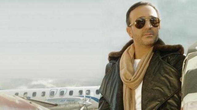 التونسي صابر الرباعي يبدأ تصوير كليب