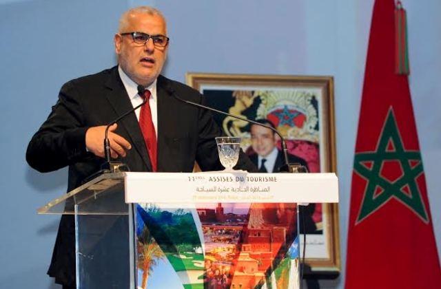 عبد الإله بنكيران يؤكد دور المطبخ المغربي في دعم السياحة وجذب الزوار من جميع انحاء العالم